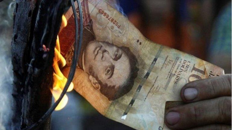 Venezuela delays 100-bolivar banknote withdrawal