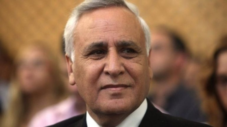 Israel's Moshe Katsav to be freed on parole