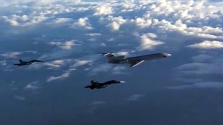 Russian military plane crashes in Black Sea near Sochi
