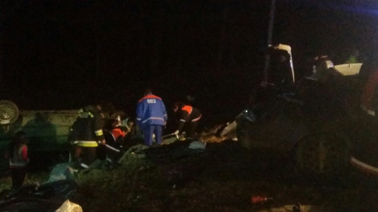 Details in case of outrageous car crash near Chisinau