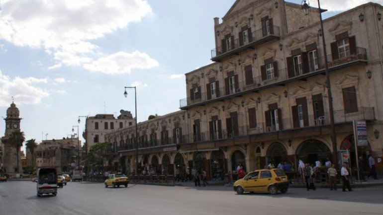 Pictures of beautiful past: Aleppo before war