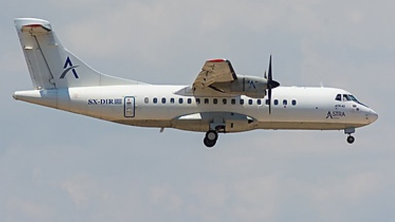 Plane with 40 aboard CRASHES in Pakistan