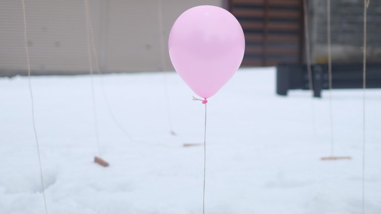 Heartbreaking Christmas letter from child to dead dad found tied to balloon