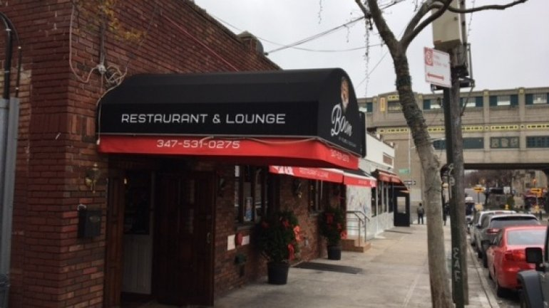 Restaurant selling Moldovan food in New York, CLOSED because of roaches