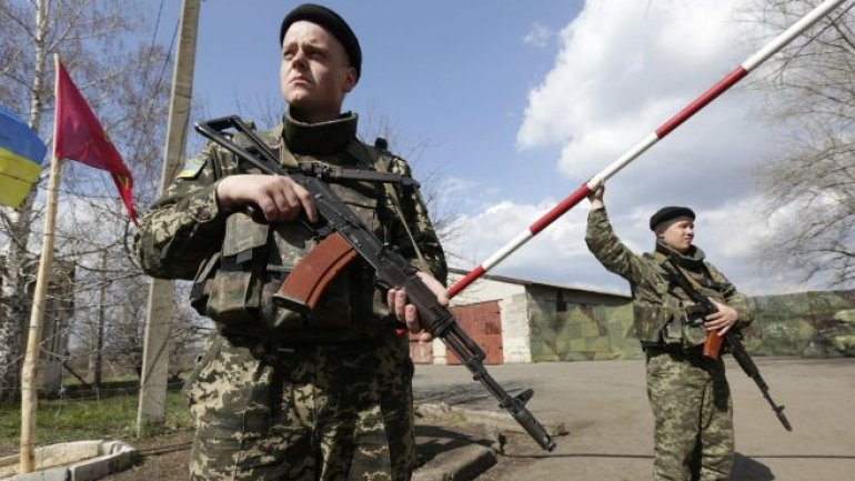 Ukrainian border guards prevent smuggling military spare parts from Moldova