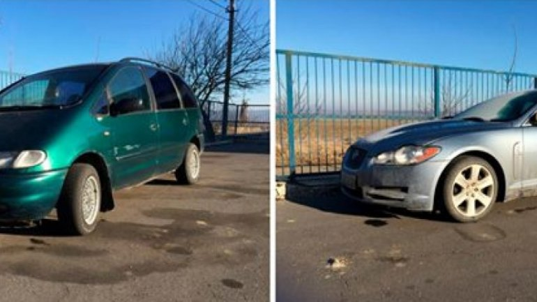 Moldovan border police find cars wanted through Interpol