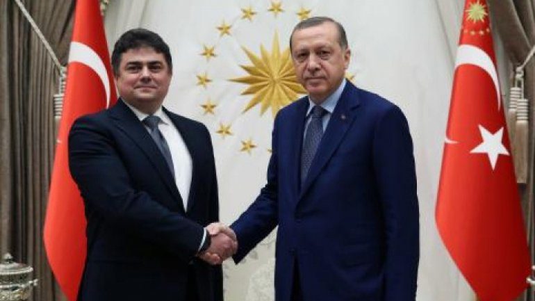 Moldovan Economy minister discusses with Turkish president on speeding up relations