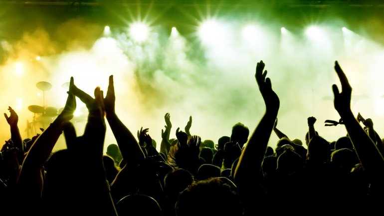 Concert to aid fight against domestic violence held in Chisinau