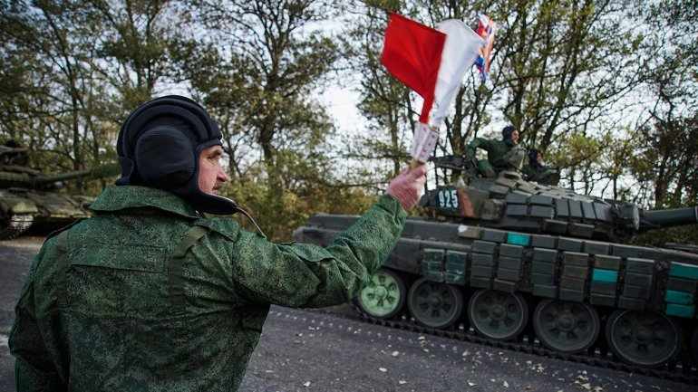 Fragile cease-fire in eastern Ukraine holds for fourth day