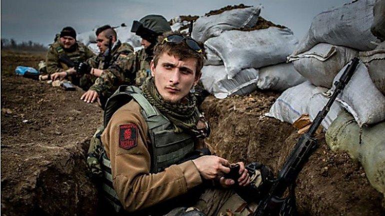 Reports: Pro-Russia rebels in Donbas decrease intensity of attacks against Ukrainian military