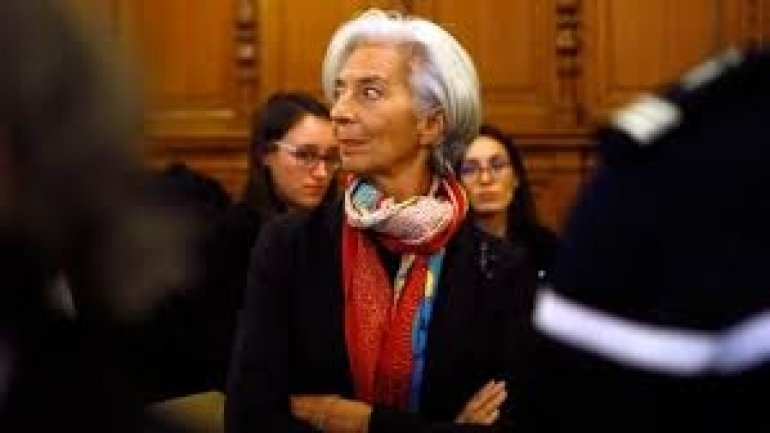 IMF chief Christine Lagarde GUILTY over payout to businessman, says French court