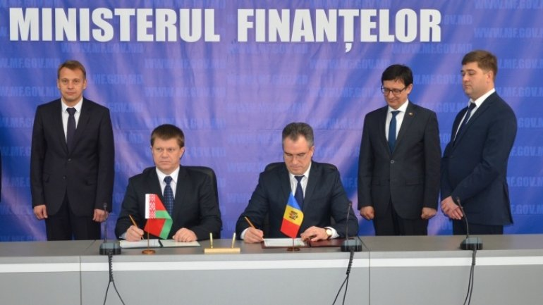 Moldova and Belarus customs enhance cooperation in trade