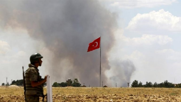 Turkey restricts Internet after release of IS video