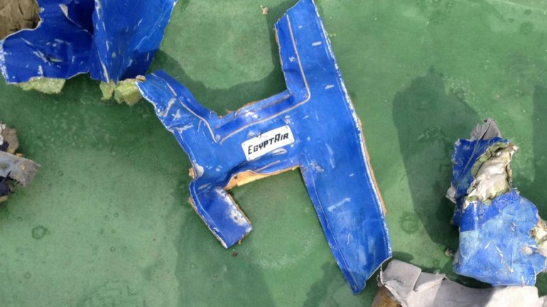 Egypt Civil Aviation Ministry: Traces of explosives found on EgyptAir crash victims