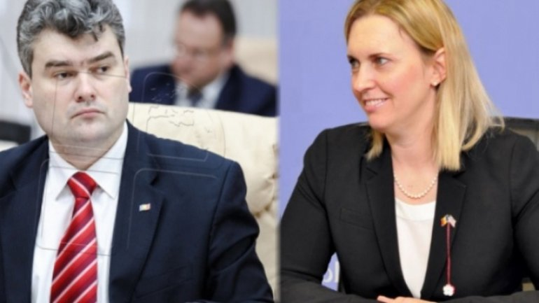 Bridget Brink: US welcomes authorities' progress in Transnistrian region settlement process