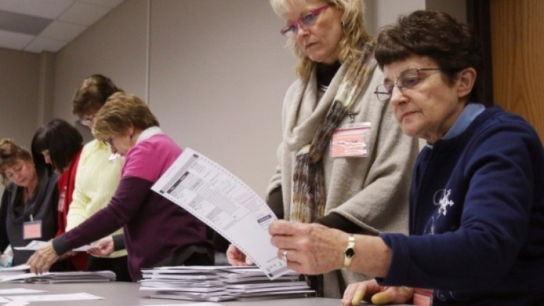 US election recount: Greens change tactics in Pennsylvania bid