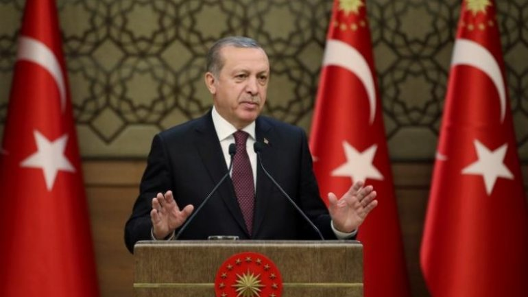 Turkish campaign in Syria killed 1,800 Islamic State and Kurdish militia fighters