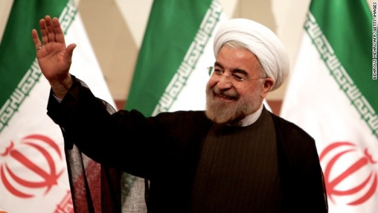 Iran vows firm response in case U.S. prolongs sanctions
