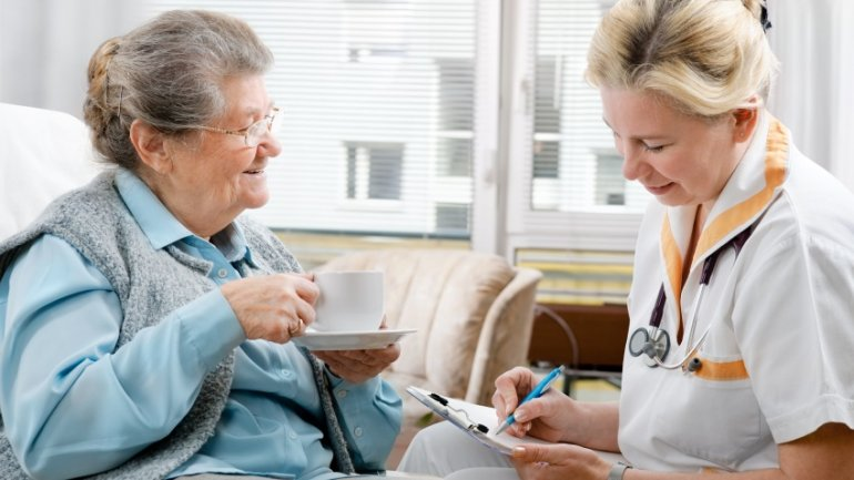 Hundreds of Moldovan elders to benefit from home care services
