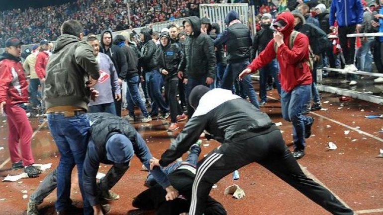 Sport fans with inappropriate behaviour to be fined