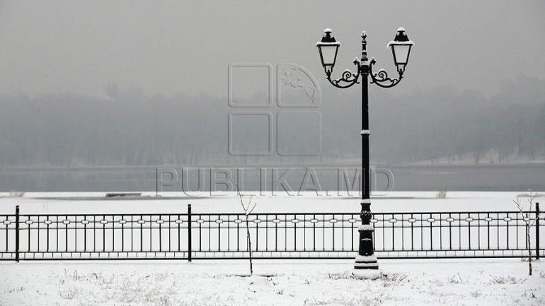 WEATHER FORECAST in Moldova. December 15, 2016