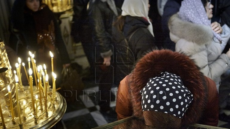 Orthodox Christians celebrate St. Andrew Day