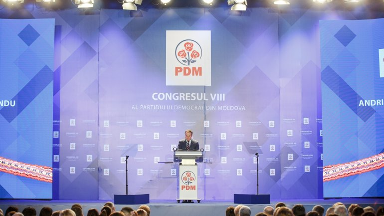 Andrian Candu: We will make PDM a great party which will be the guarantor of state modernization