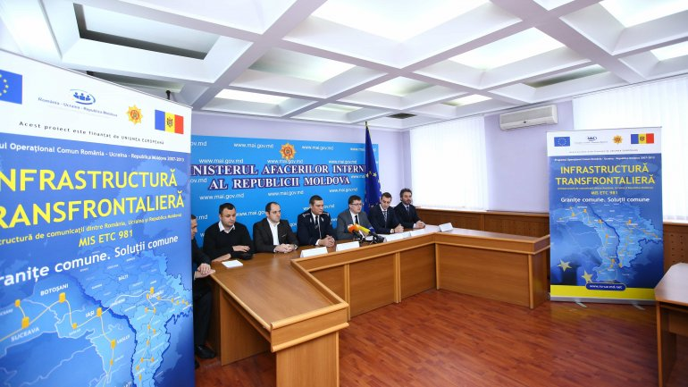 """Border infrastructure"" project. New opportunities for Moldova and Romania"