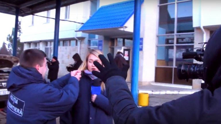 Mannequin Challenge fever reaches Moldova. Border police participates in experiment
