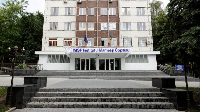 Chisinau-based health institution's section inaugurated after renovation with Romania's financial support