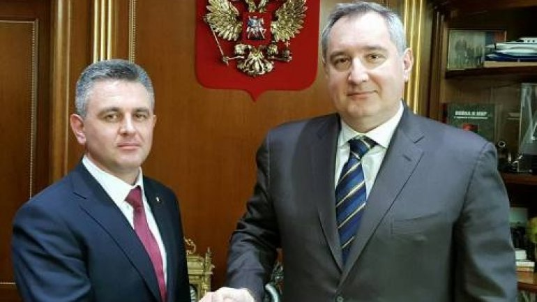 Newly elected leader of Moldova's Transnistrian region vows to strengthen links with Russia
