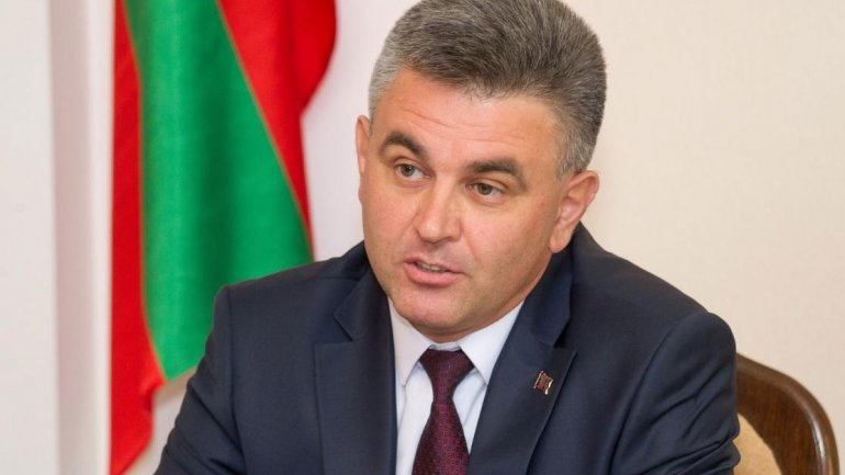 Winner of alleged presidential elections in Transnistrian region