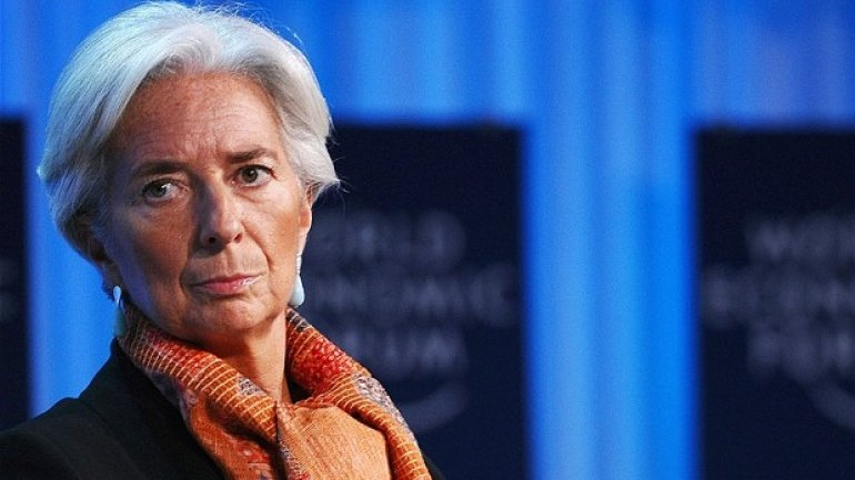 Christine Lagarde's trial to start next Monday. Implies ALLEGED mistakes made when Finance Minister