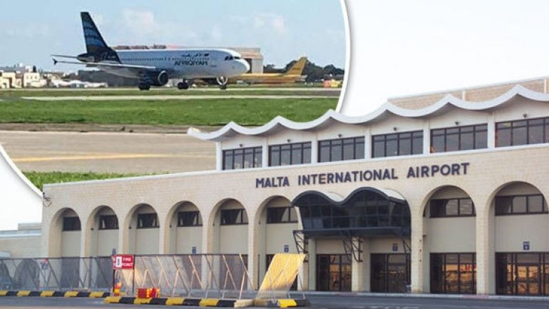 Potentially hijacked Libyan plane lands in Malta