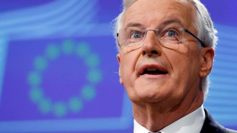 EU chief negotiator: Brexit must be negotiated in up to 18 months