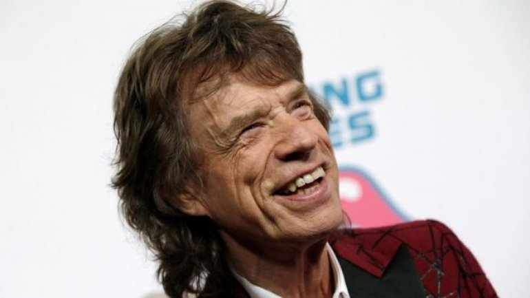 Rolling Stones frontman becomes father at age of 73