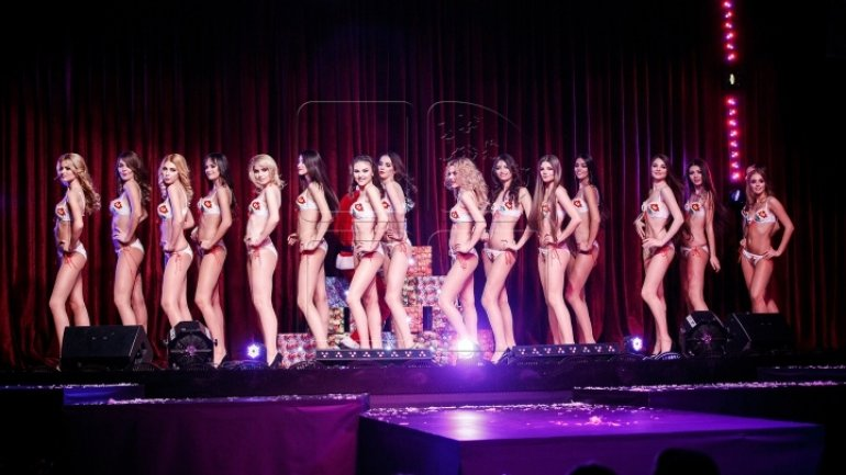 She is the winner of Miss Chisinau pageant (PHOTO REPORT)