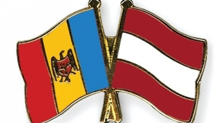 Austria interested in promoting bilateral, multilateral dialogue with Moldova in various sectors