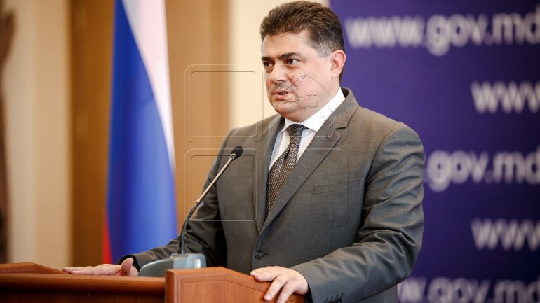 Octavian Calmic: Moldova will continue building competitive communities