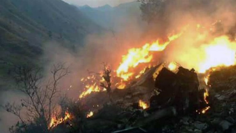 Pakistan: Pilot of crashed plane reported engine problems before impact