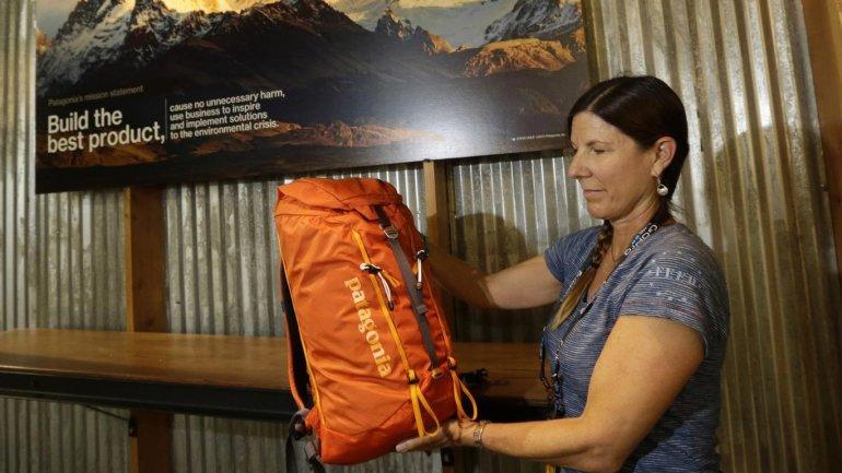Clothing company Patagonia donates $10m Black Friday sales to environmental organisations