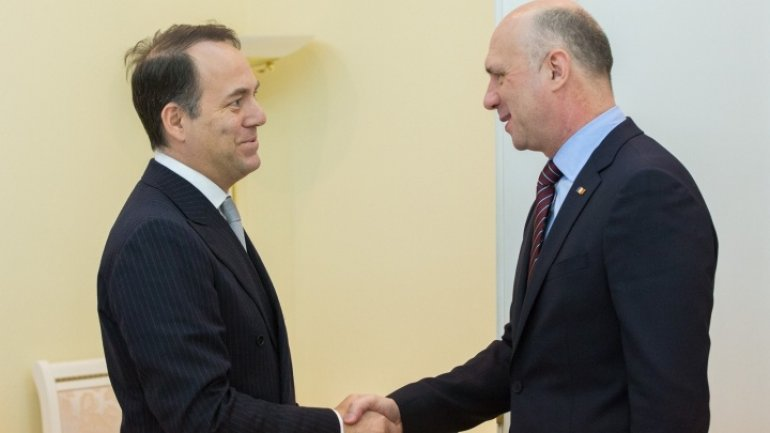 Prime Minister and Italian ambassador exchange views on cooperation between two countries