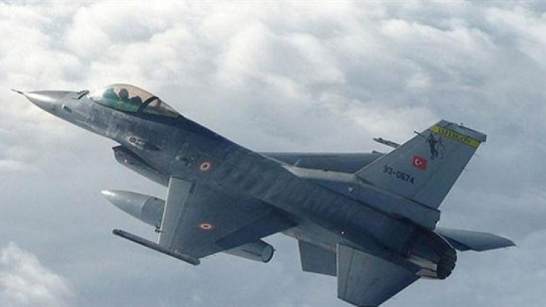 Turkish pilots reportedly killed Kurdish fighters in north of Iraq