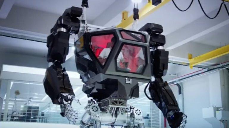 Future of robotics in hands of Moldovan designer (VIDEO)