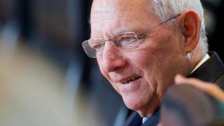 German finance minister: Greece must reform or leave eurozone
