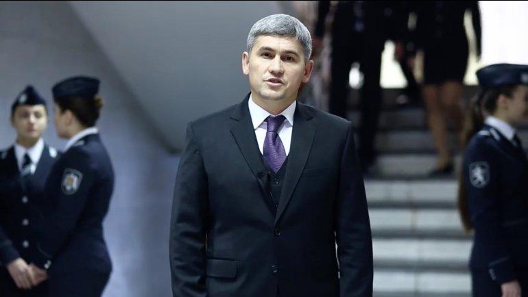 Interior Minister Alexandru Jizdan conveys congratulatory message to policemen