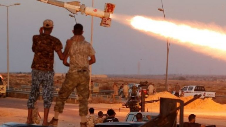 Libya's Sirte TAKEN from ISIS