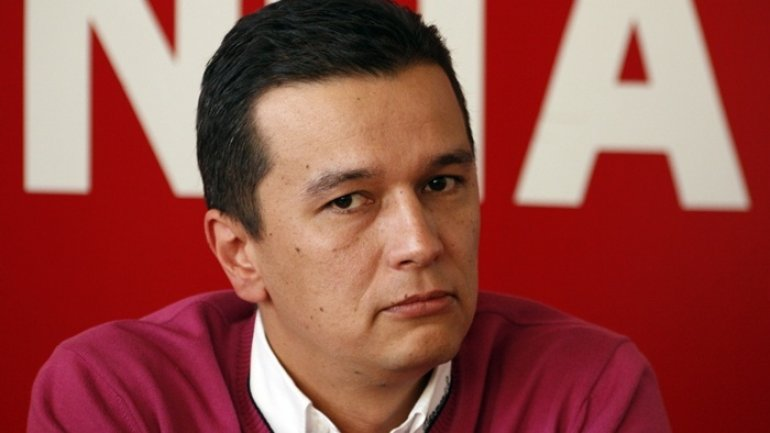 Sorin Grindeanu is accepted by Romanian president Klaus Iohannis to form new Cabinet