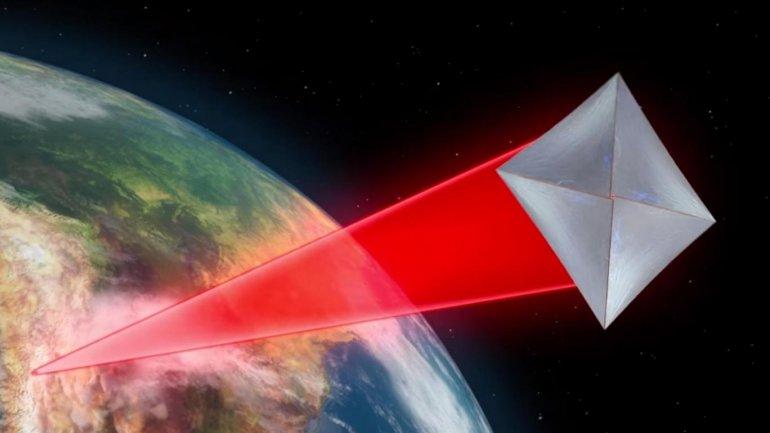 Nasa and Stephen Hawking work on starship that can reach Alpha Centauri in 20 years