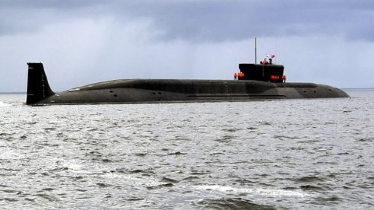 Russia tests new-generation nuclear submarine